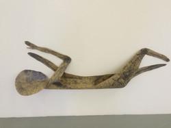 'Untitled'  2014 Enrico David