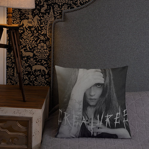 Creatures Premium Pillow