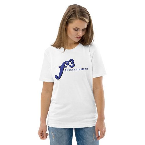 f3 women's organic cotton t-shirt