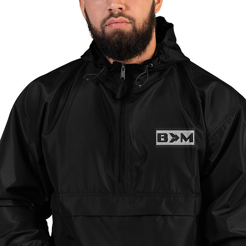 BIM Embroidered Champion Packable Jacket
