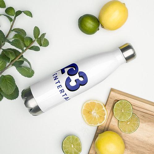 f3 Stainless Steel Water Bottle