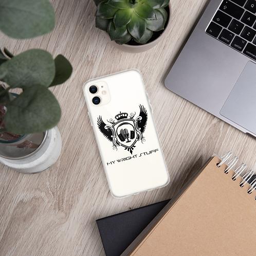 MY WRIGHT STUFF iPhone Case