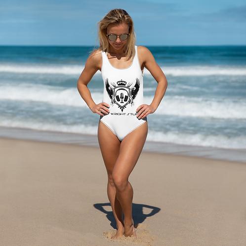 MY WRIGHT STUFF One-Piece Swimsuit