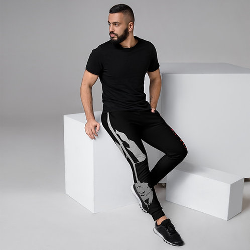 Logo and Rose Men's Joggers