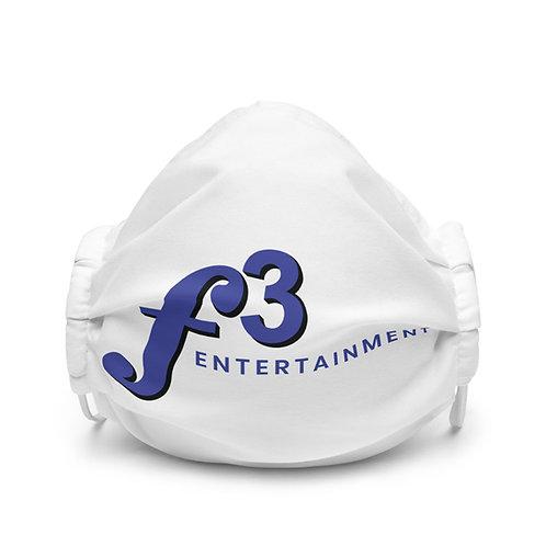 f3 Premium face mask