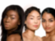 black and asian women
