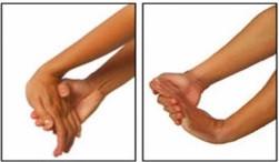 Alongamentos para tratamento e prevenção da epicondilite medial
