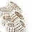 Thumbnail: Crystal Double Row Heel Rings (6 Rings)