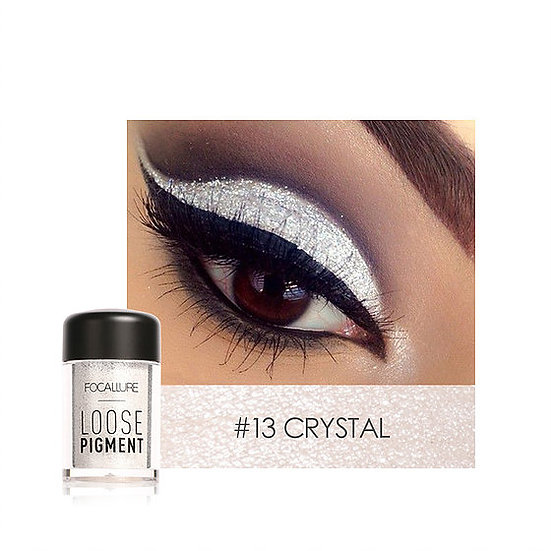 Shimmer Eye Pigment Powders - Crystal
