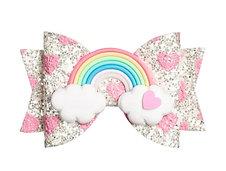 Glitter RainbowBow