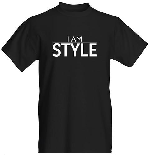 """I Am Style""  T-Shirts"