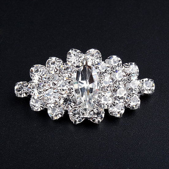 Crystal Cluster Shoe Clip (pair)