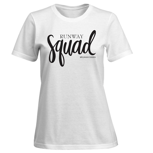 Runway Squad T-shirts