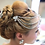 "Thumbnail: ""Lilly"" Austrian Crystal Pendant Head Piece"