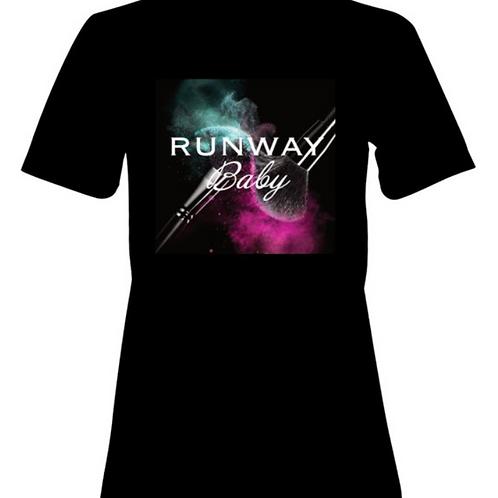 """""""Runway Baby"""" Womens T-Shirts"""
