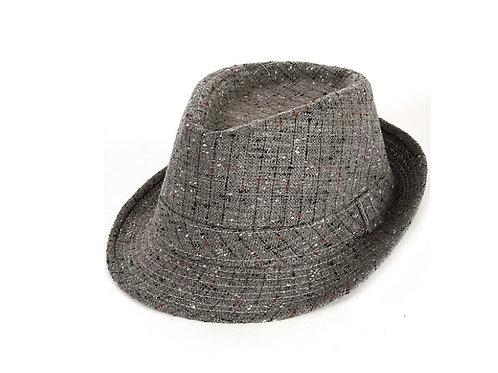 Tweed Fedora