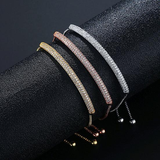 """Lexi"" Cubic Zirconia Bracelet"