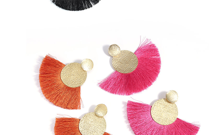 """Toni"" Fringe Earrings"