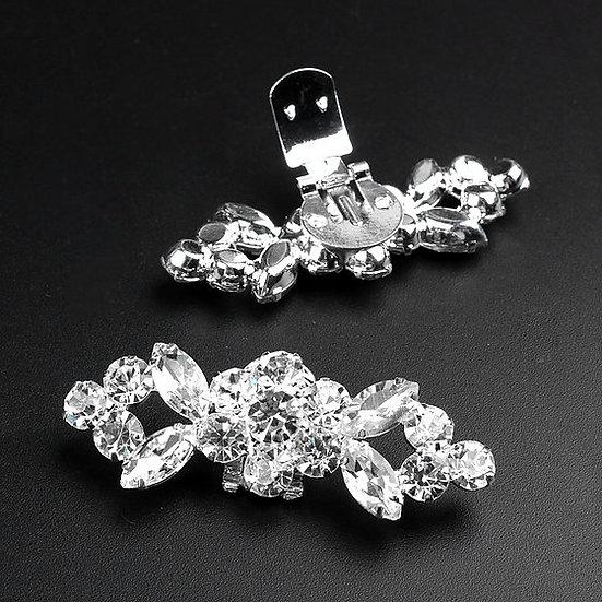 Crystal Shoe Clip (pair)