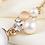 "Thumbnail: ""Lake"" Pearl & Crystal Earrings"