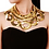 "Thumbnail: ""Natalie"" Chain Choker Necklace"