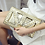 Thumbnail: Faux Leather Crystal Clutch