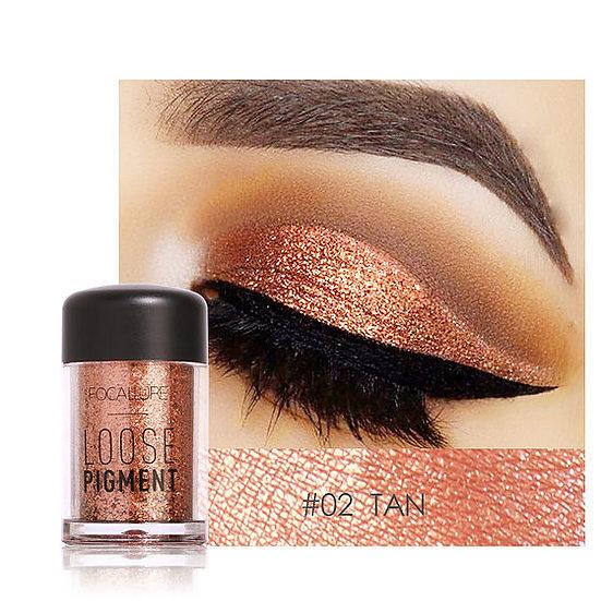 Shimmer Eye Pigment Powders - Tan