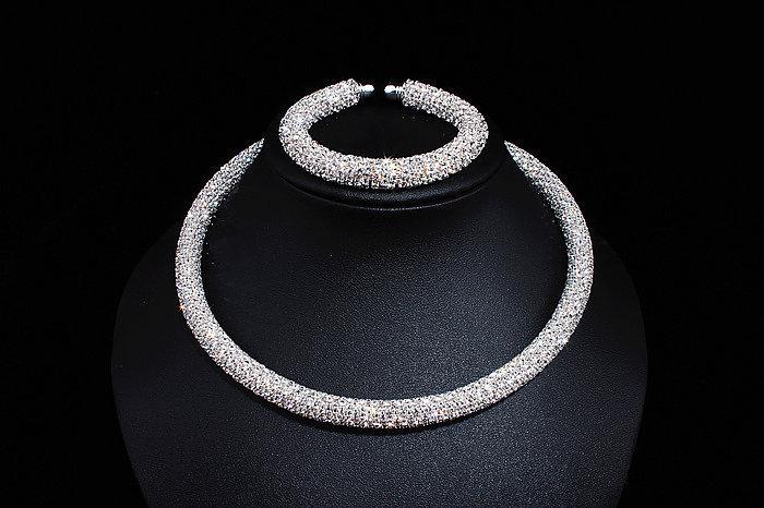 """""""Naomi"""" Necklace & Bracelet Set"""