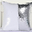 Thumbnail: Reversible Metallic Sequin Pillow Cover