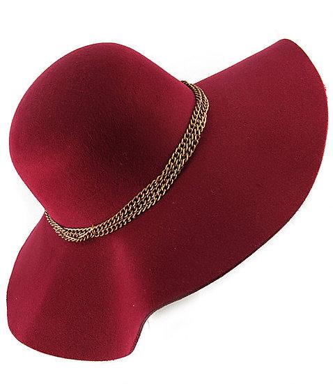 Chain Floppy Hat