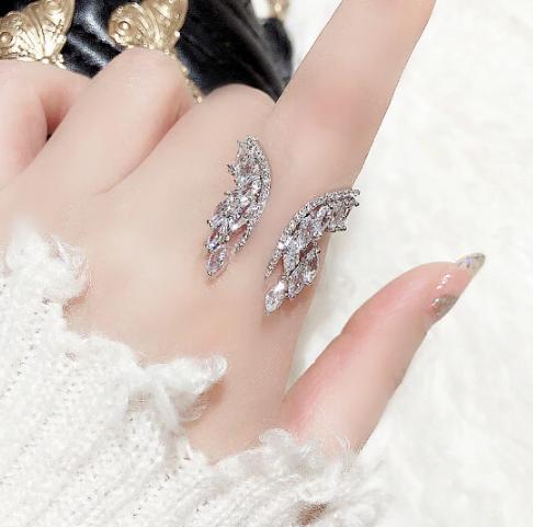 """""""Ramona"""" Cubic Zirconia Ring"""