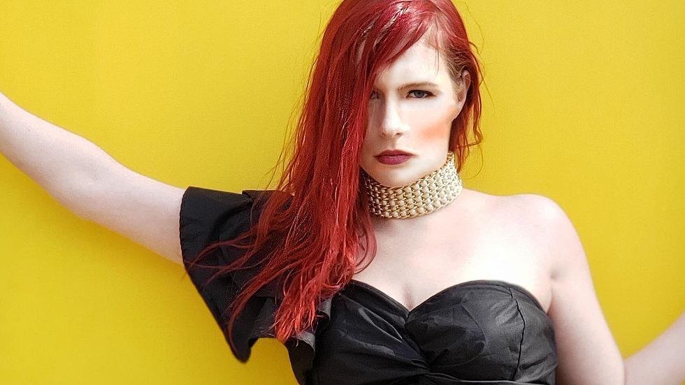 Cover Model Contestant