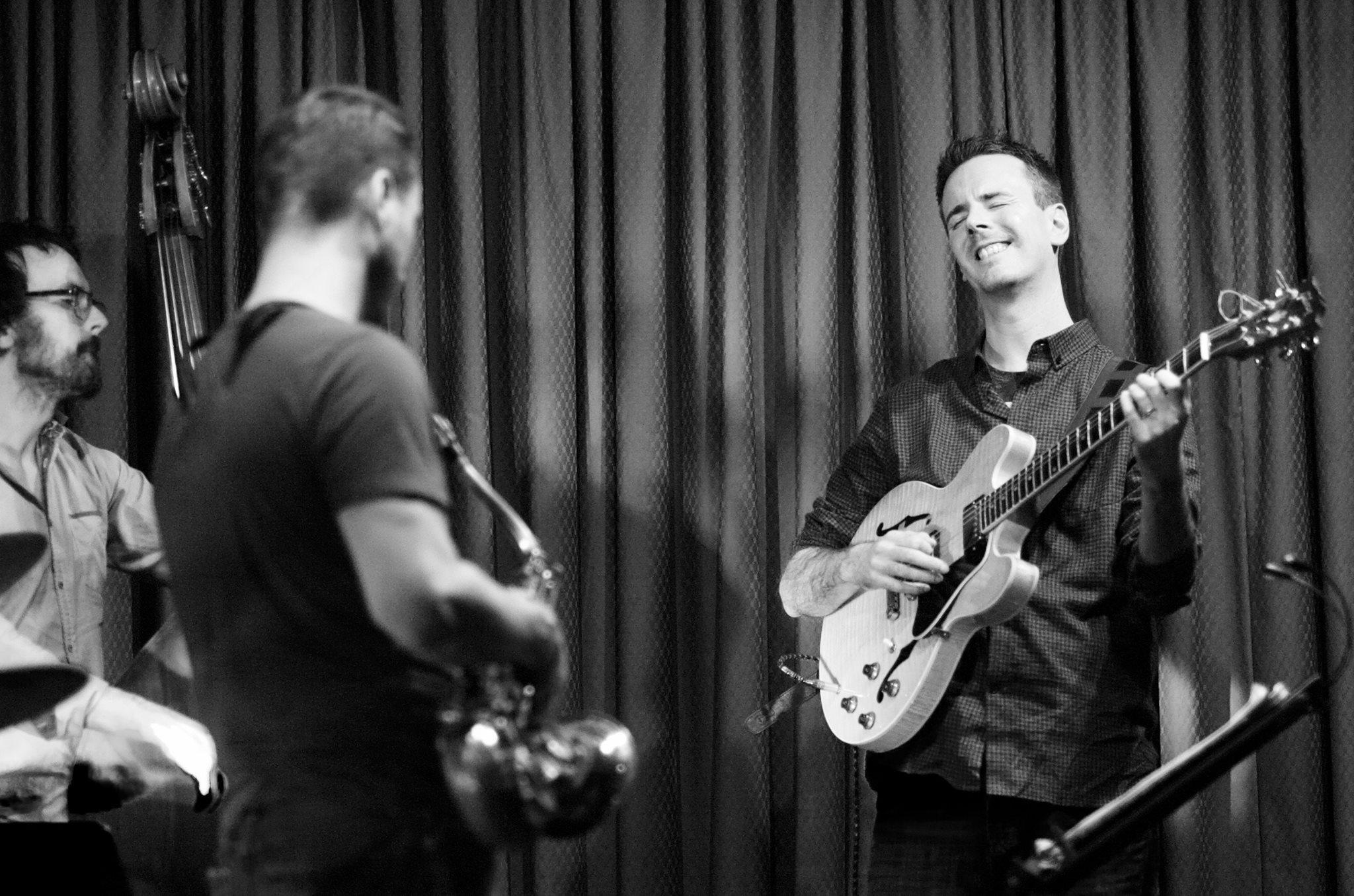 Gavin Barras Quartet 11