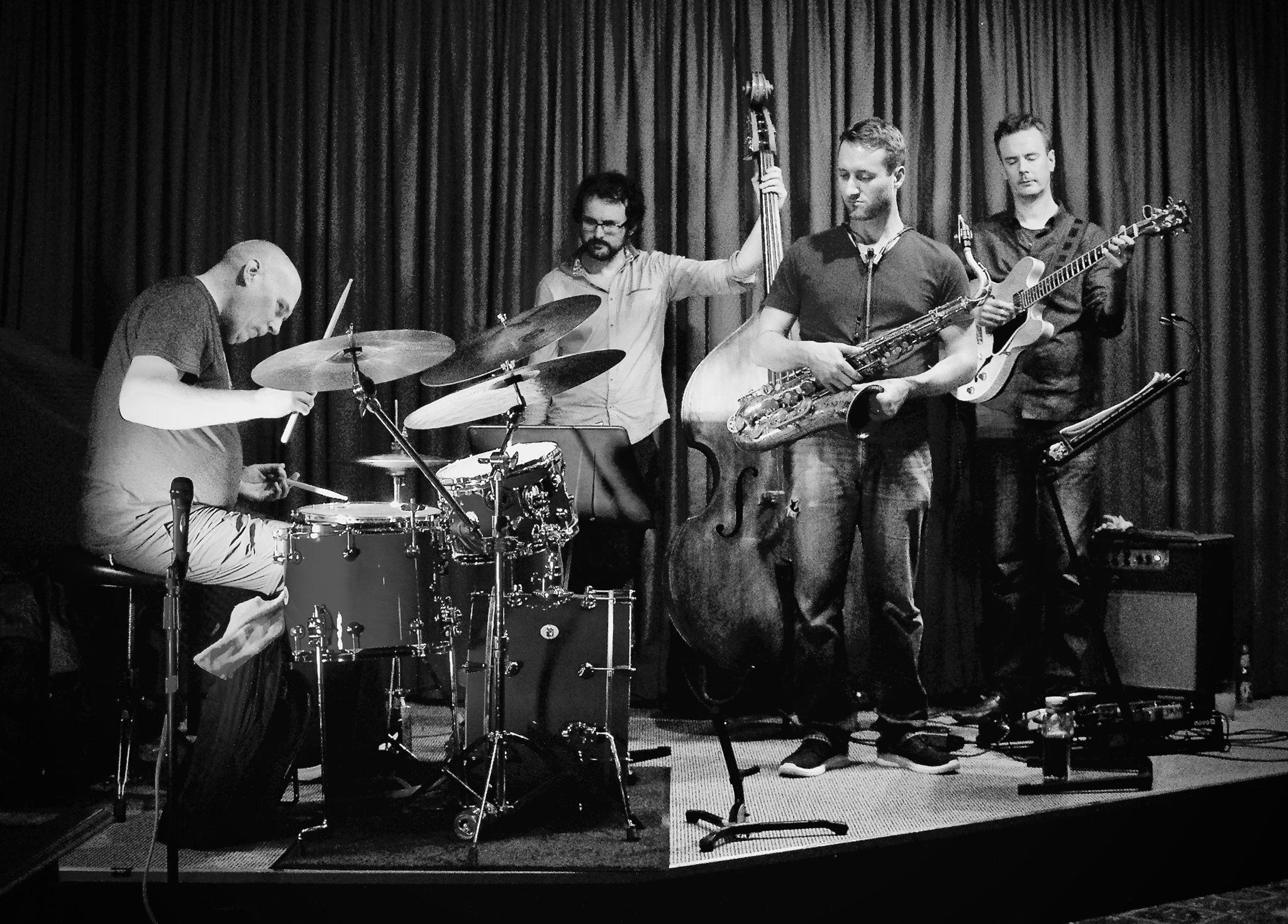 Gavin Barras Quartet 6