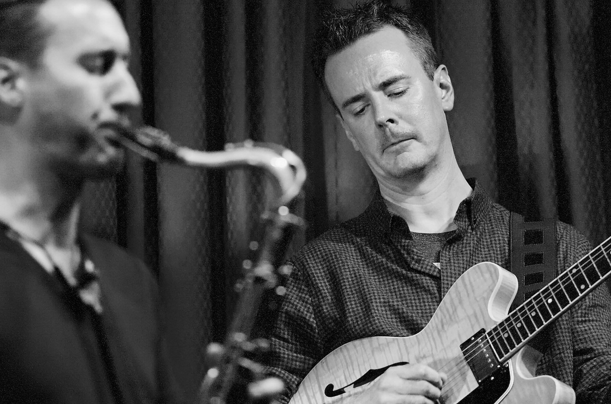 Gavin Barras Quartet 2
