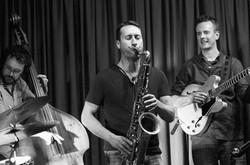 Gavin Barras Quartet 12