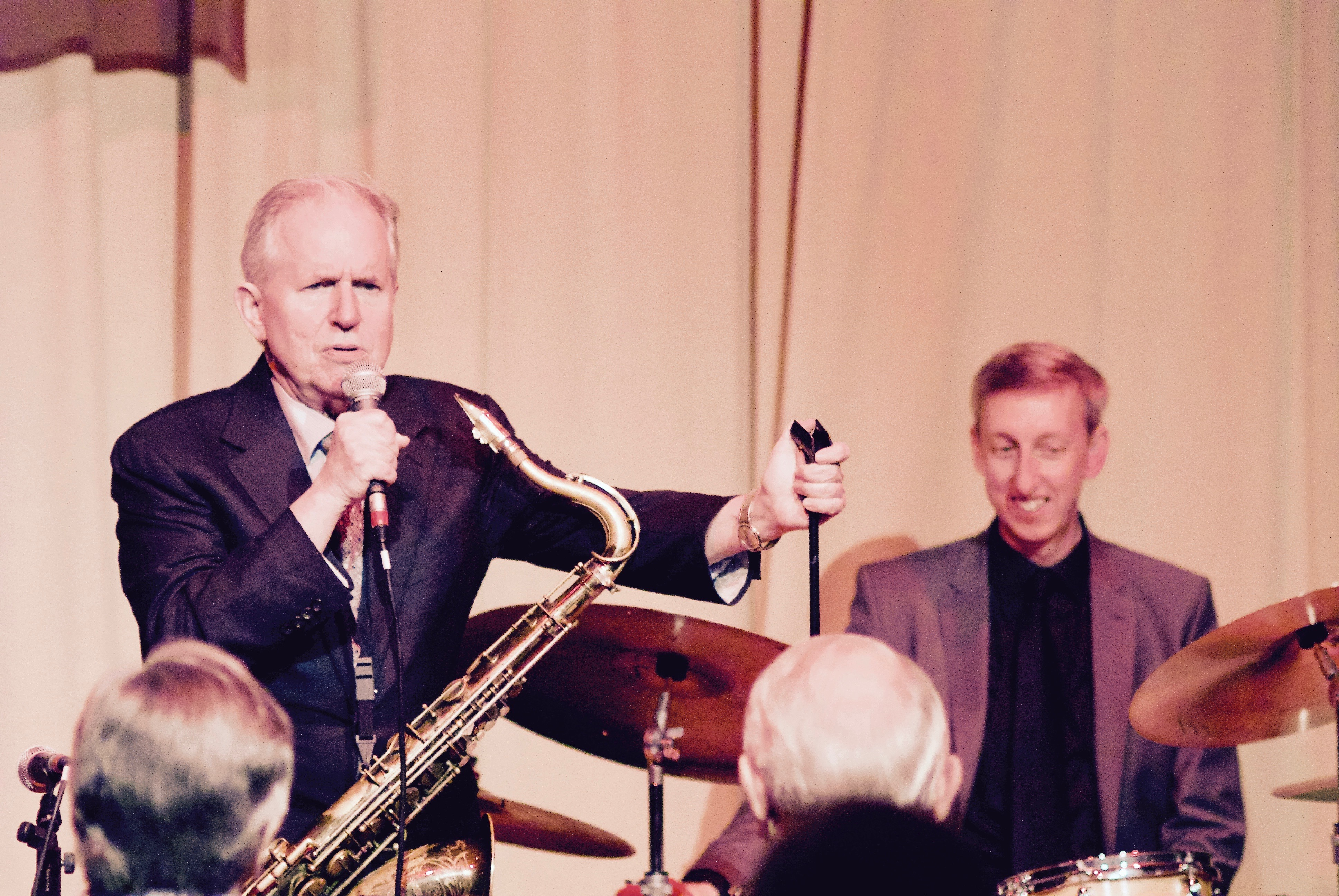 Scott Hamilton Quartet (4)