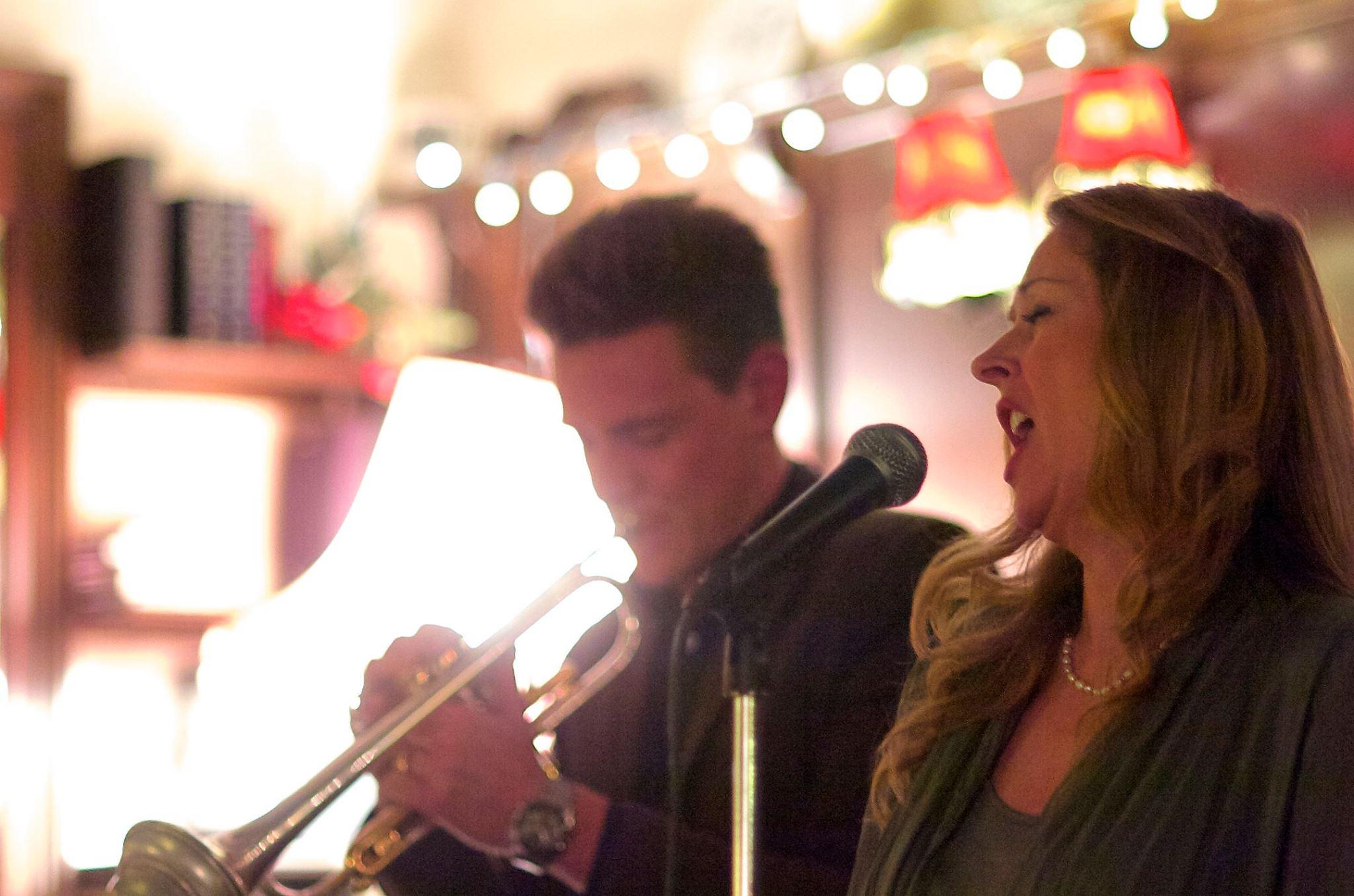 Jamie Brownfield & Suzanne Mott