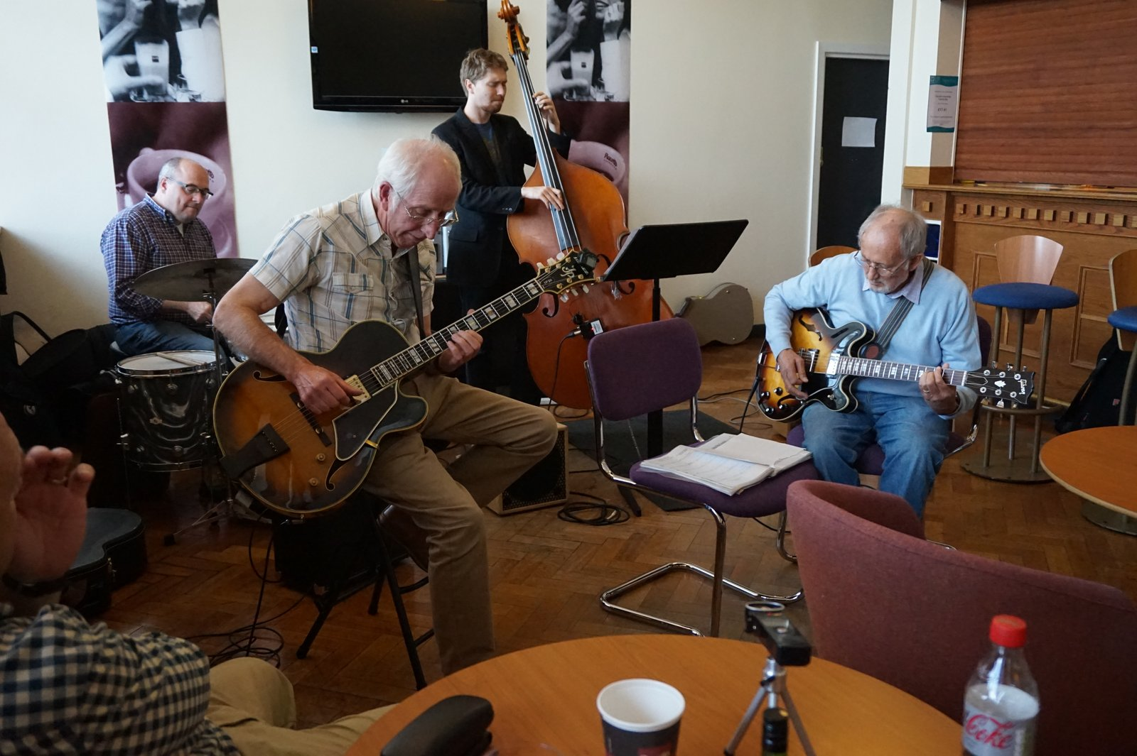 Jazz Guitar Weekend Jam Session