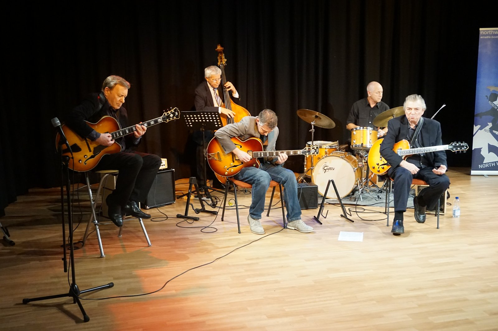 24th North Wales Jazz Guitar Weekend