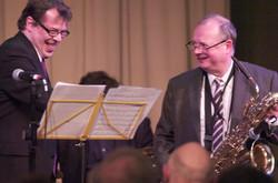 Steve Waterman & Alan Barnes