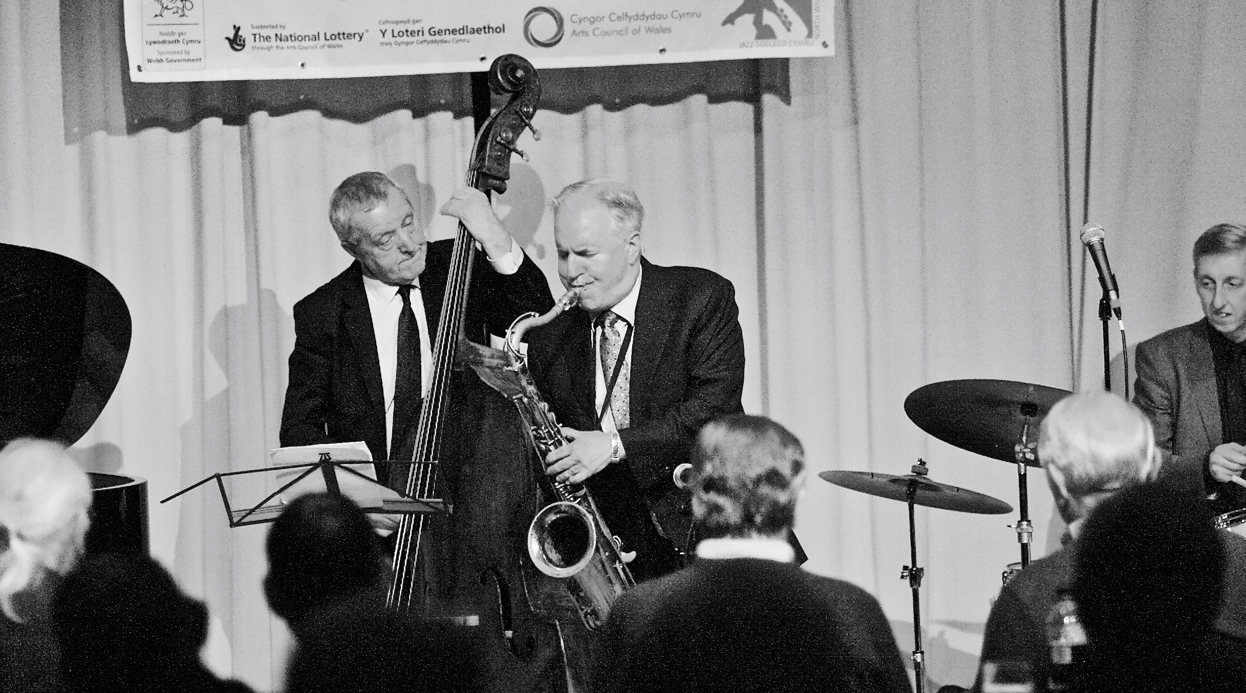 Scott Hamilton Quartet (3)