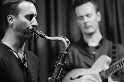 Gavin Barras Quartet 5