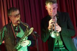 Dave Mott & Jamie Brownfield