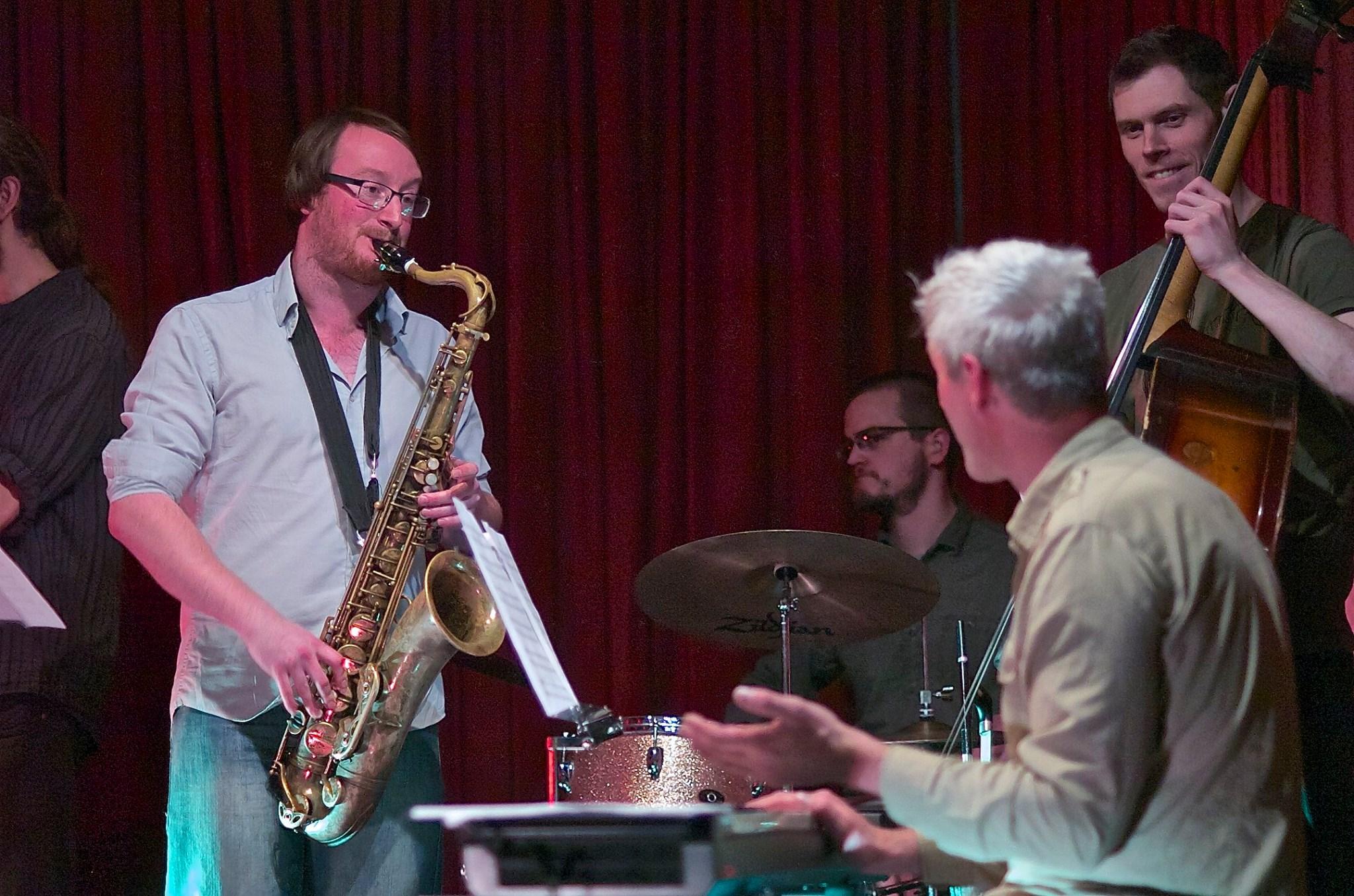 Kyran Matthews Quintet - 3/11/15