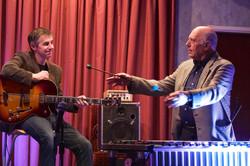 Andy Hulme & Vic Blackwell