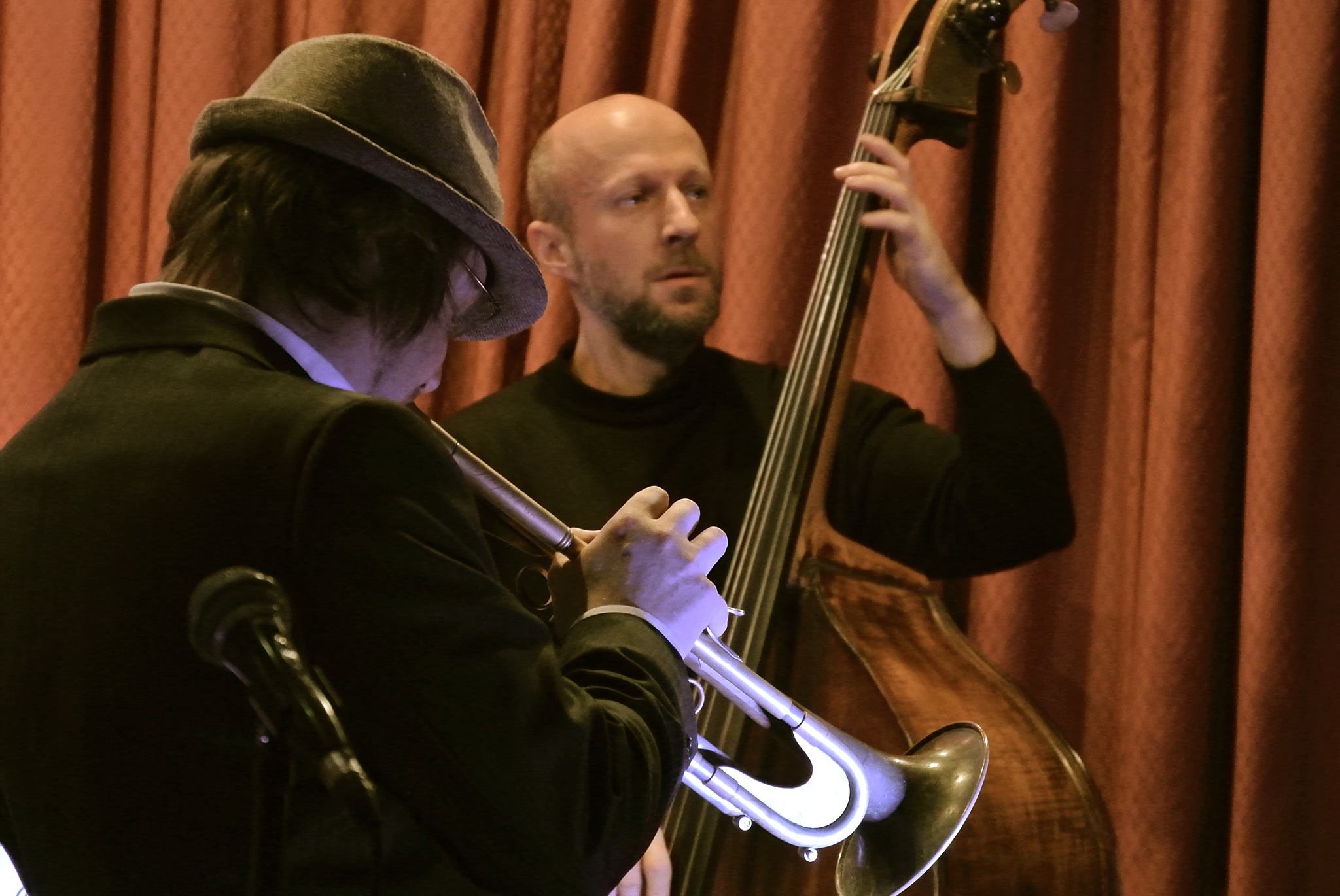 Byran Corbett & Frank Grime