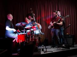 Gavin Barras Quartet 10