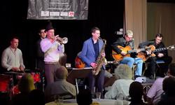 Brownfield Byrne Quintet & Martin Taylor