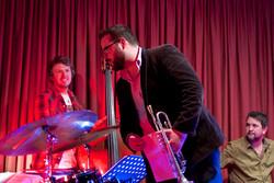 Lucas Oravec Quartet